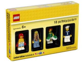 LEGO Bricktober 2017 Classic Minifiguren 5004951