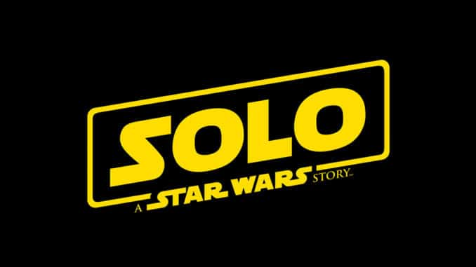 LEGO Solo: A Star Wars Story