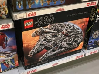 LEGO 75192 Verpackung Regal