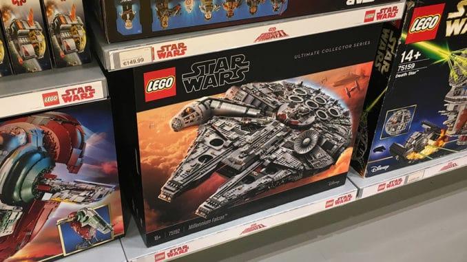 LEGO 75192 Millennium Falcon günstig kaufen