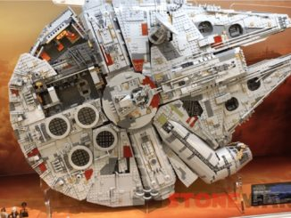 LEGO 75192 UCS Millennium Falcon im Video