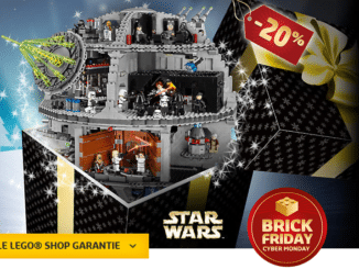 LEGO Star Wars Brick Friday