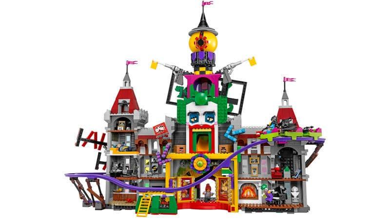 LEGO Joker Manor 70922 Rückseite
