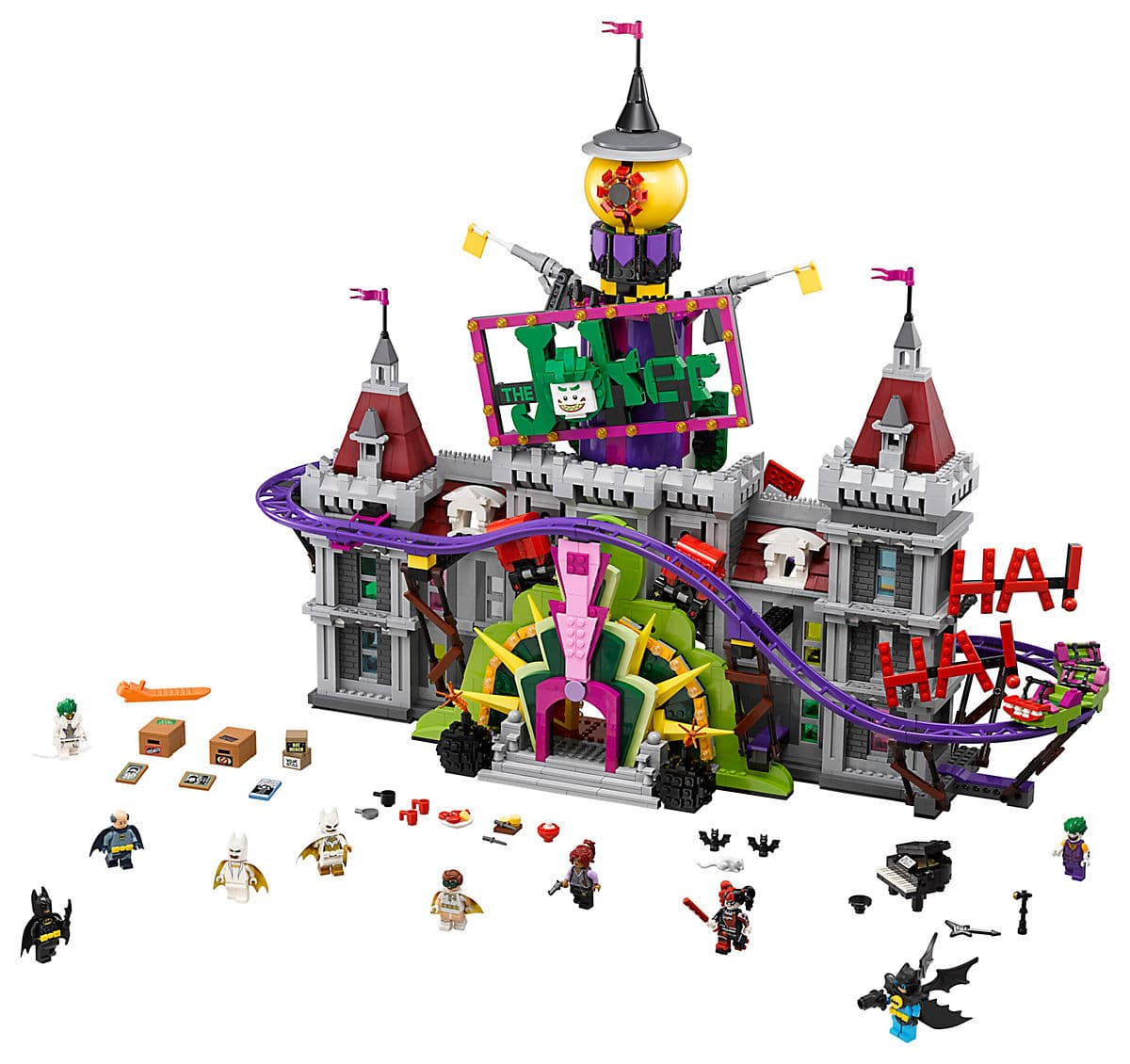 LEGO 70922 Joker Manor