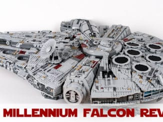 UCS Millennium Falcon Review