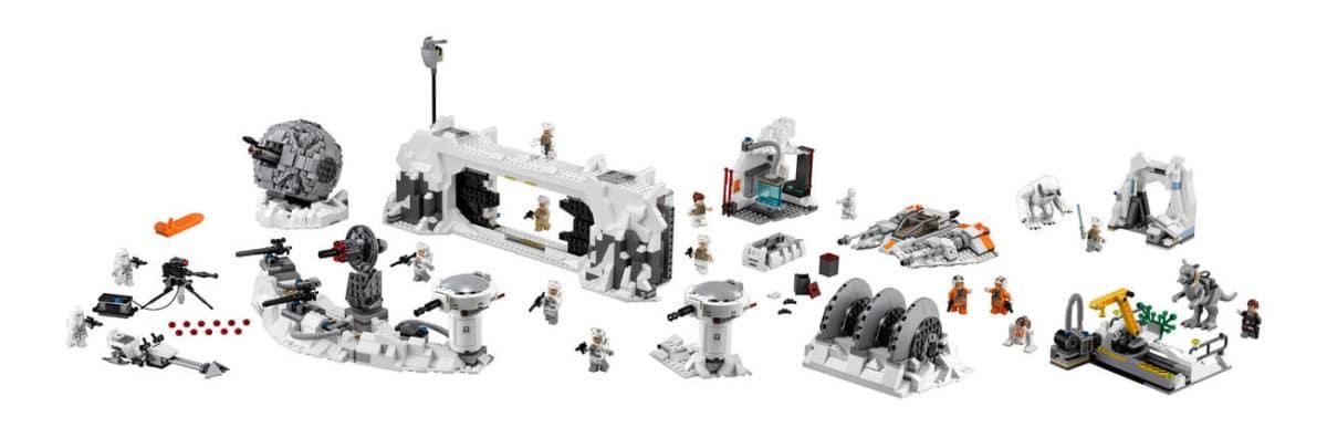 LEGO 75098 Inhalt