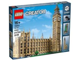Galeria Kaufhof Sonntagsangebot: LEGO Big Ben reduziert