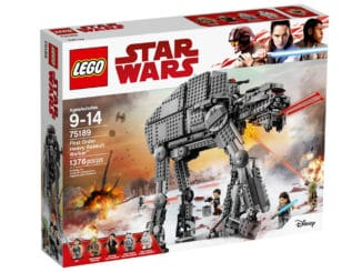 LEGO 75189 Heavy Assault Walker Günstig