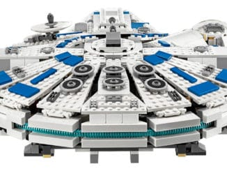 LEGO Star Wars 75212 Kessel Run Millennium Falcon Rückseite