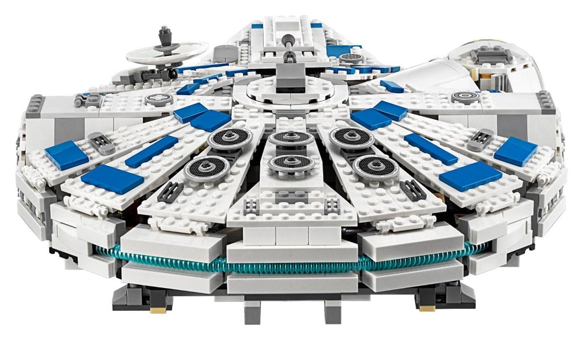 LEGO 75212 Kessel Run Millennium Falcon Rückseite