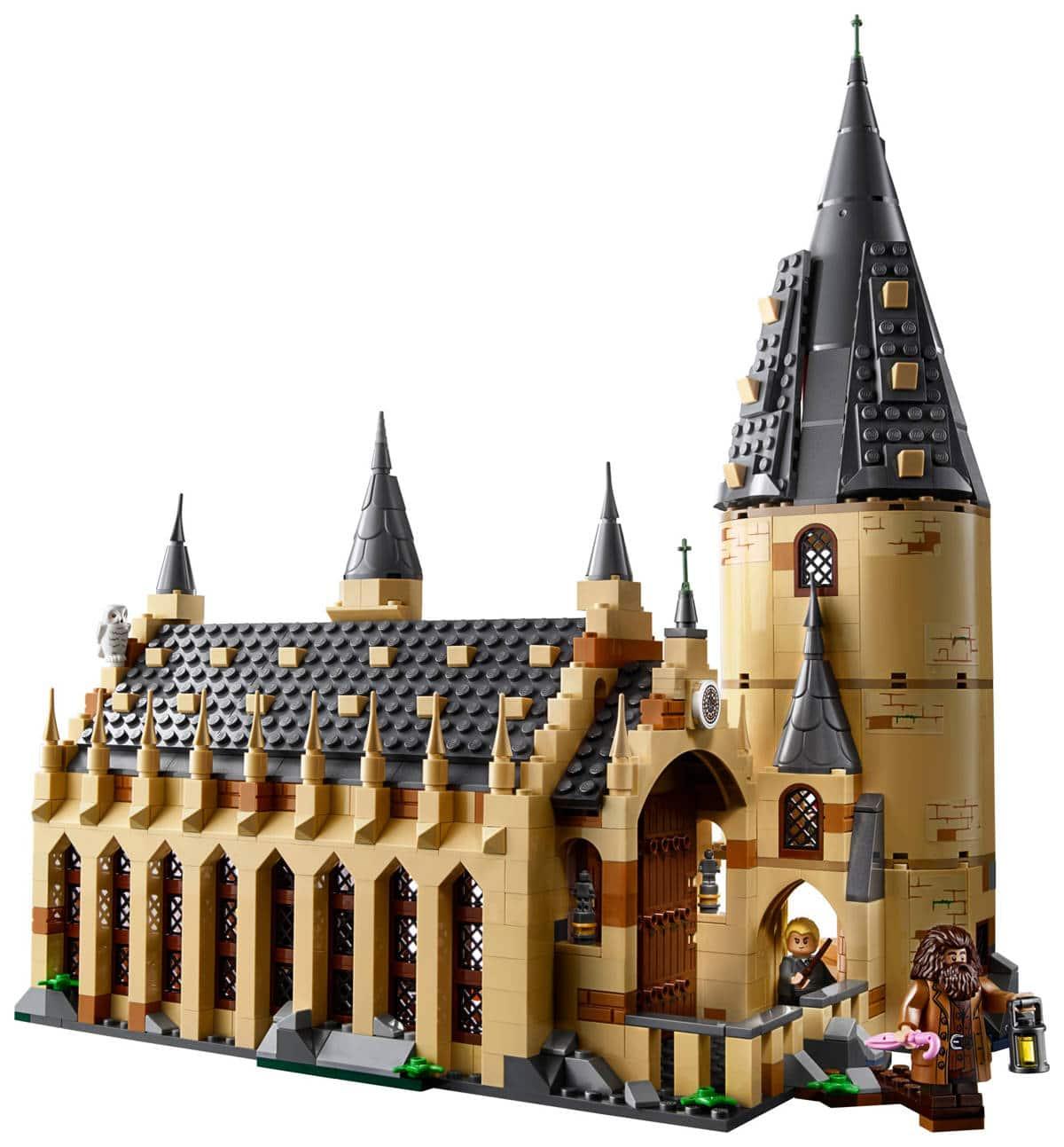 LEGO 75954 Harry Potter Hogwarts Große Halle Vorderseite
