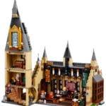 LEGO 75954 Harry Potter Hogwarts Große Halle Rückseite