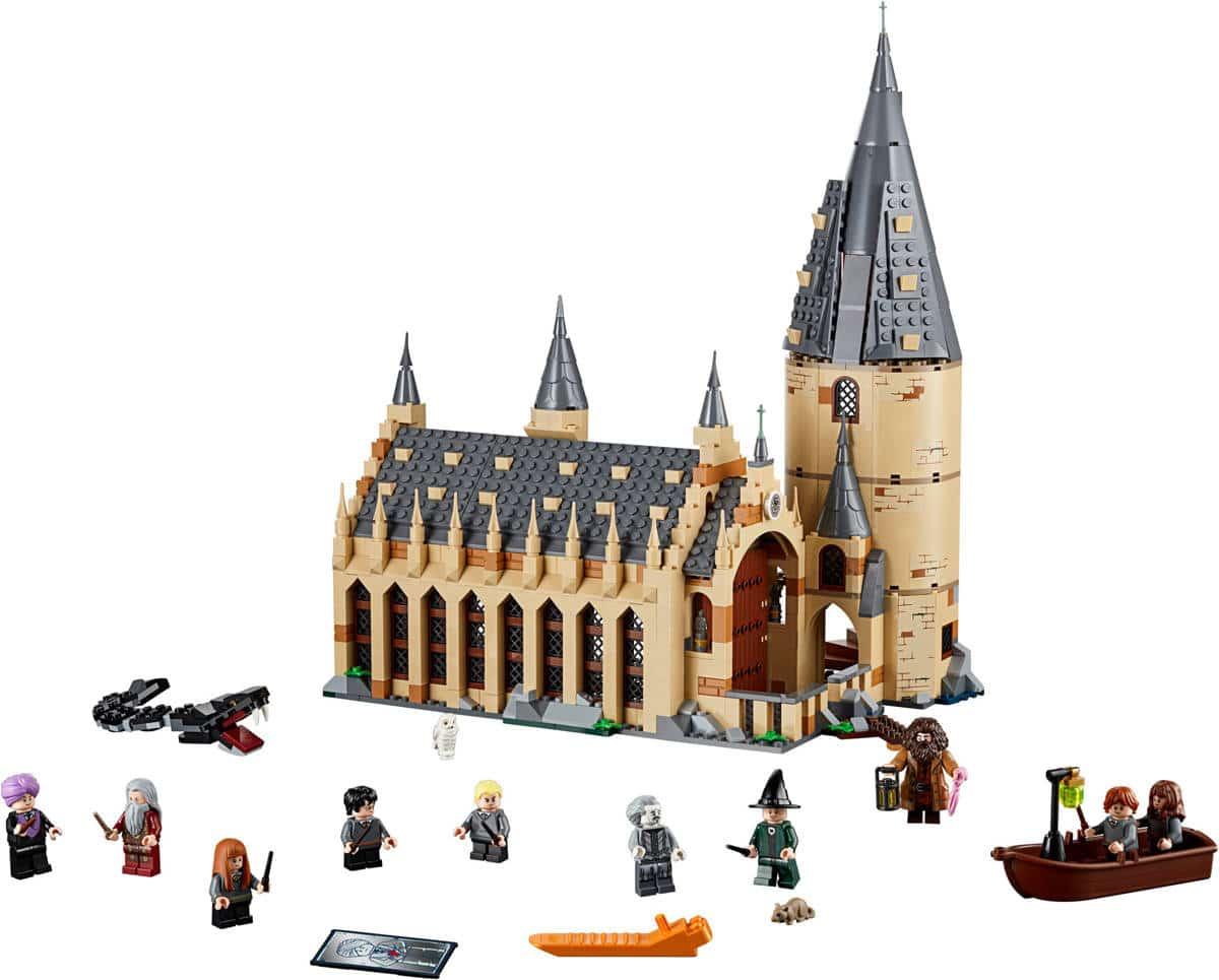 LEGO 75954 Harry Potter Hogwarts Große Halle