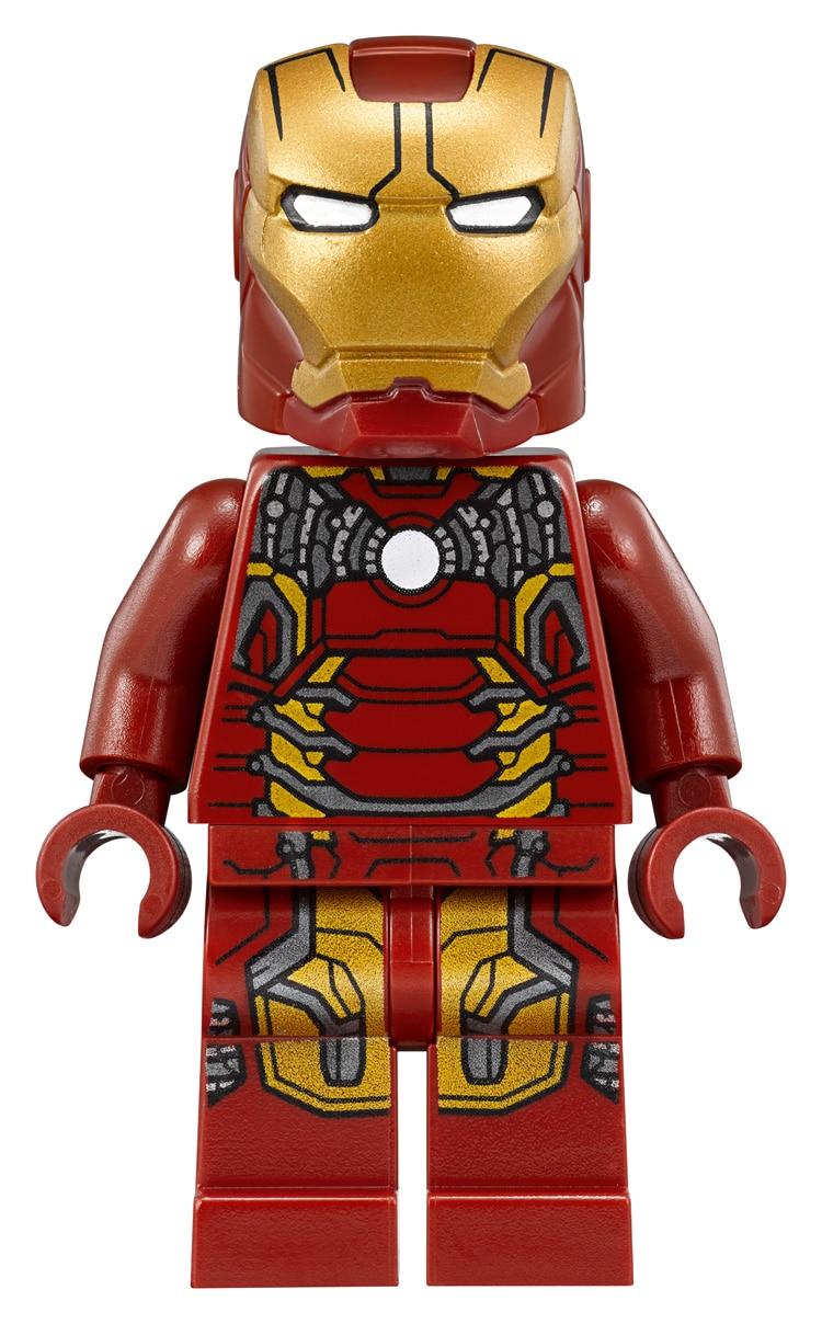 LEGO 76105 Iron Man MK 43