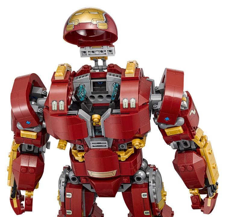 LEGO 76105 Hulkbuster Kopf