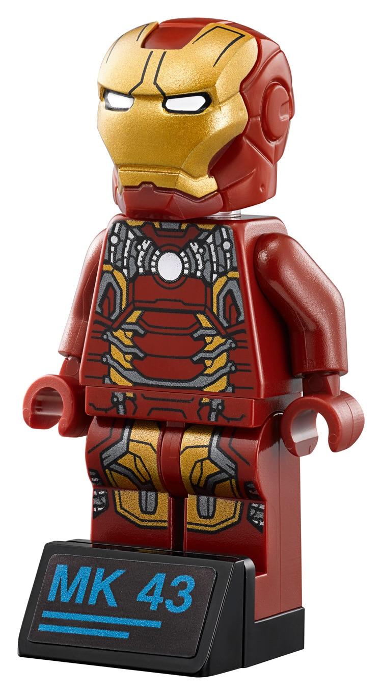 LEGO 76105 Iron-Man MK 43