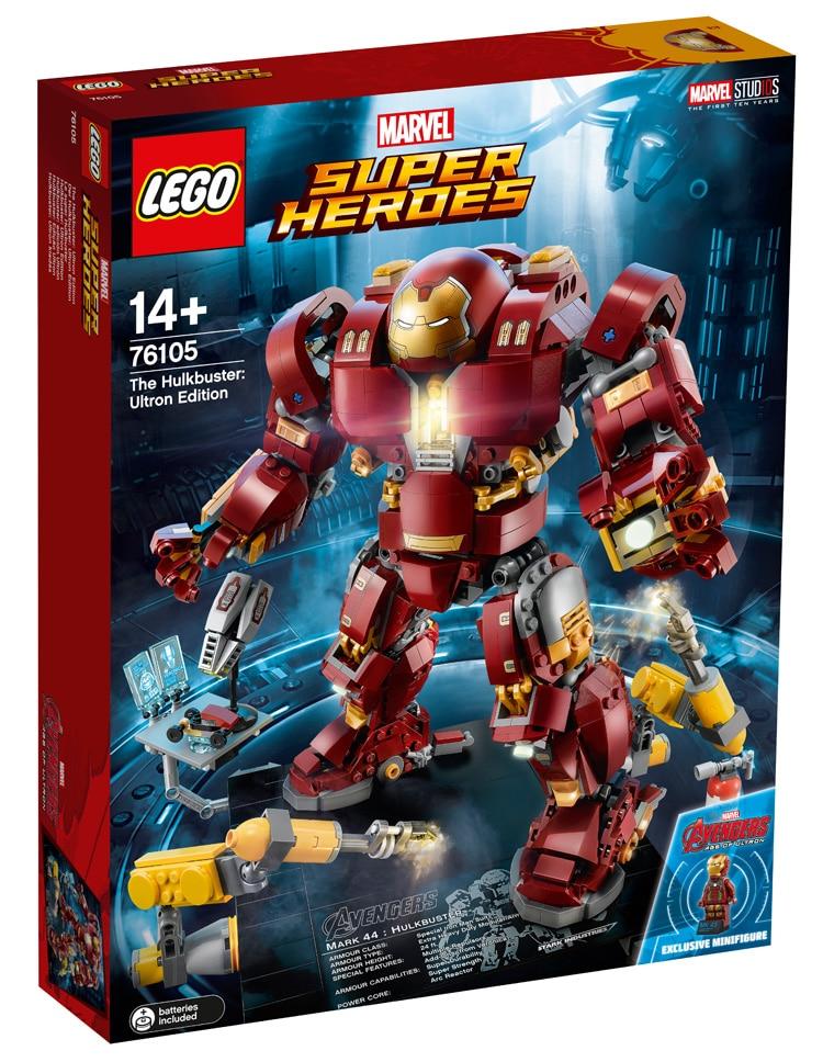LEGO 76105 Verpackung Hinten