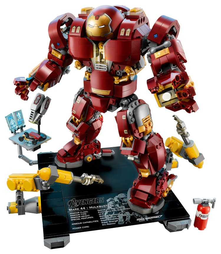 LEGO 76105 Hulkbuster