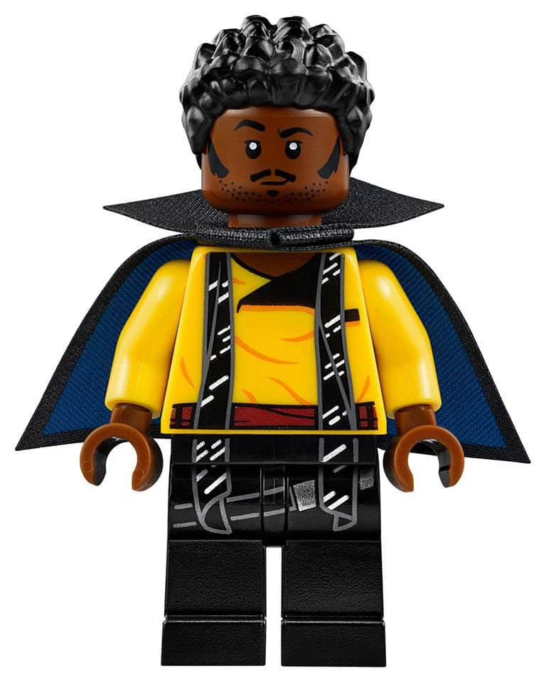LEGO Star Wars 75212 Lando Calrissian