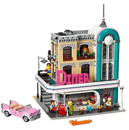 LEGO 10260 American Diner