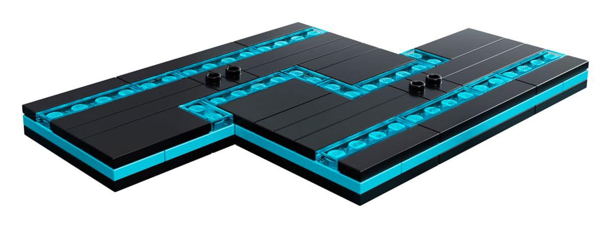 LEGO 21314 Podest