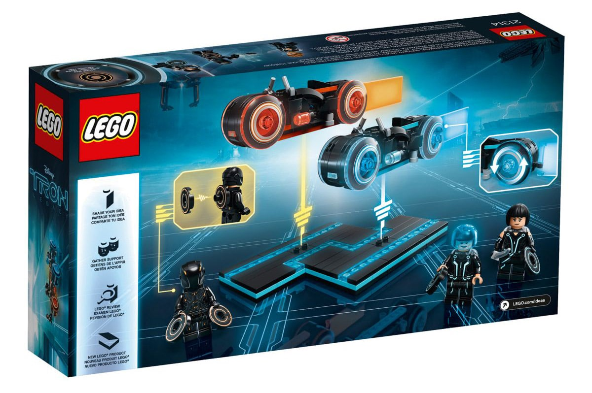 LEGO 21314 Verpackung Hinten