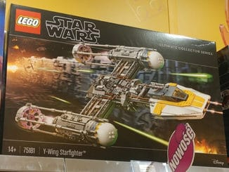 LEGO 75181 Y-Wing Fighter