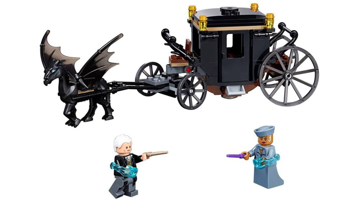 LEGO 75951 Gridelwald's Escape