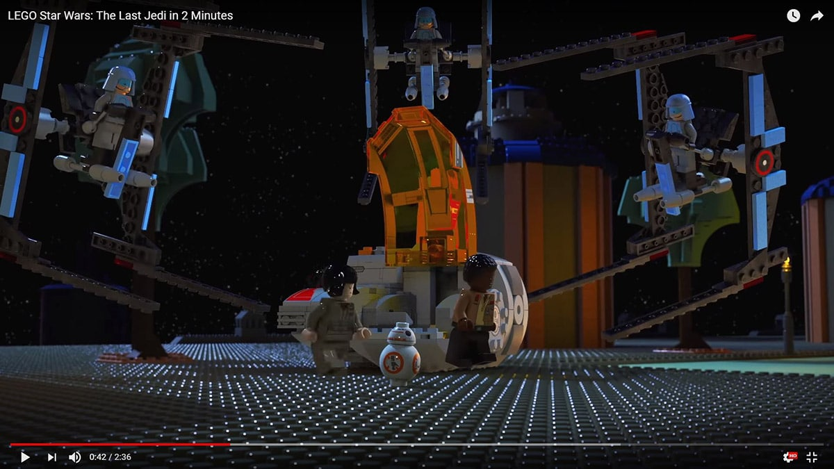 LEGO Canto Bight Polizei