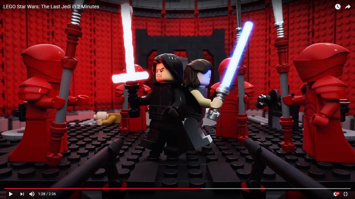 LEGO Star Wars Praetorian Guards