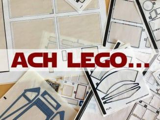 Ach LEGO... Ein Artikel über LEGO Sticker und Aufkleber
