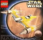 LEGO 10026 UCS Naboo Starfighter
