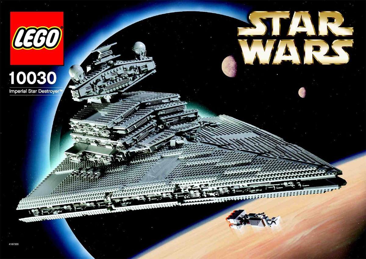LEGO 10030 UCS Imperial Star Destroyer