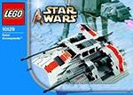 LEGO 10129 UCS Rebel Snowspeeder