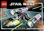 LEGO 10134 UCS Y-Wing Attack Starfighter