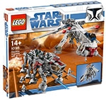 LEGO 10195 UCS Republic Dropship with AT-OT