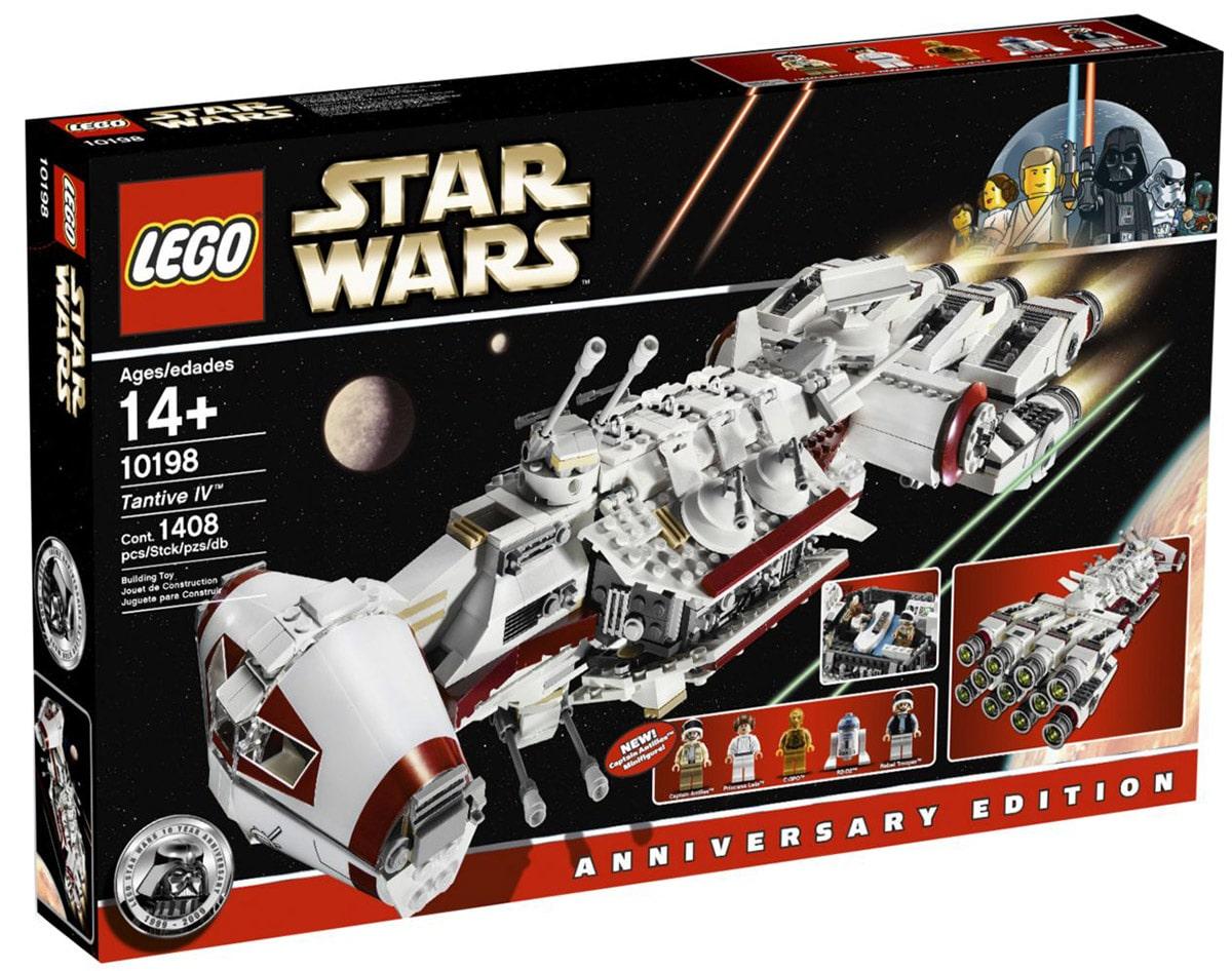 LEGO 10198 UCS Tantive IV