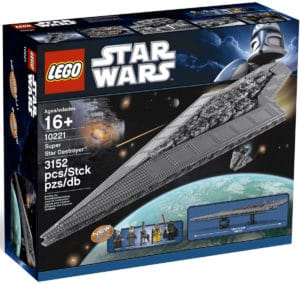 LEGO 10221 UCS Super Star Destroyer