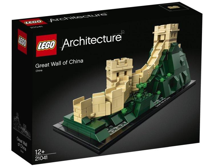 LEGO 21041 Chinesische Mauer