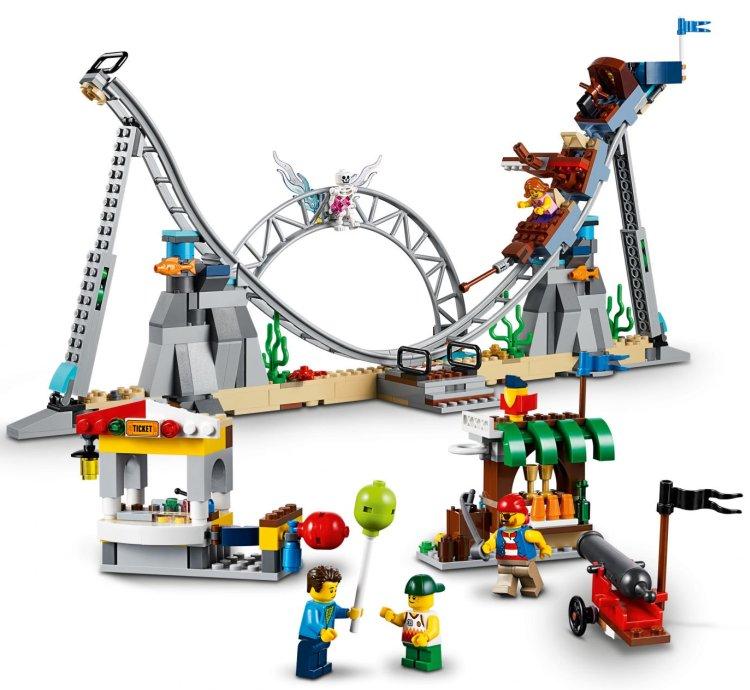 LEGO 31084 Piraten Schiffsschaukel
