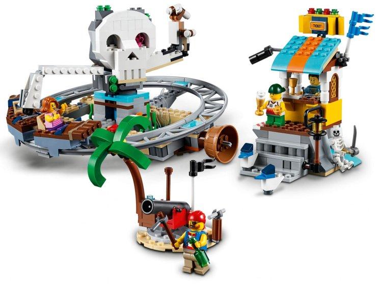 LEGO 31084 Piraten Karussell