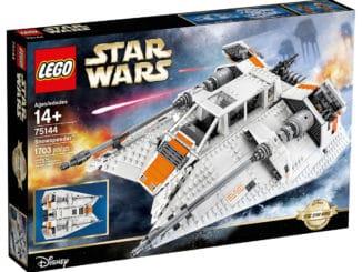 LEGO 75144 UCS Snowspeeder