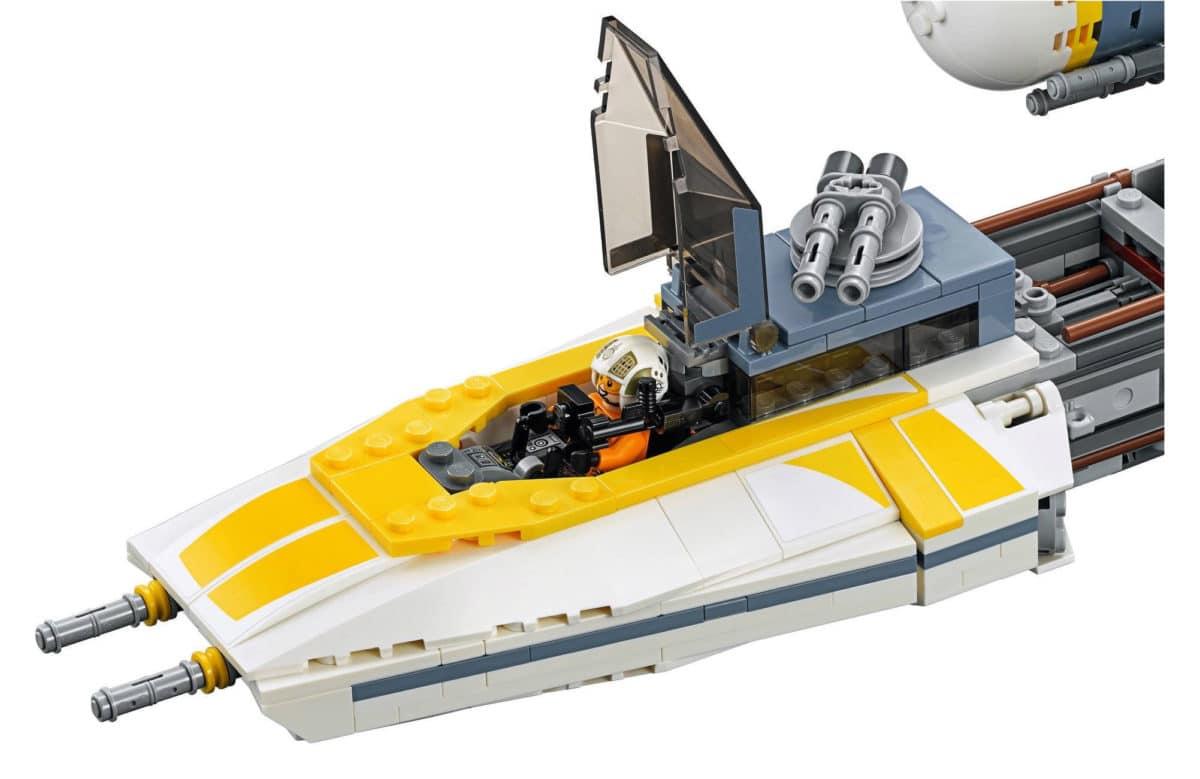 LEGO 75181 Cockpit