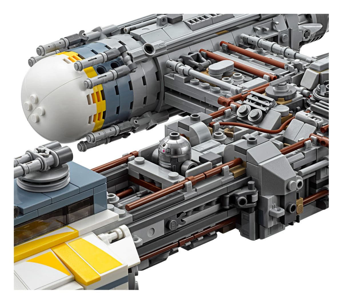 LEGO 75181 Details