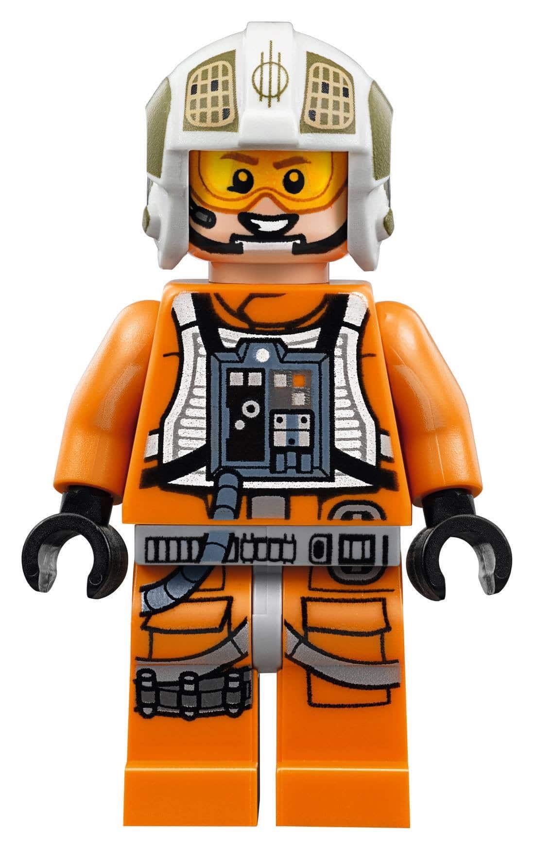 LEGO 75181 Gold Leader Minifigur