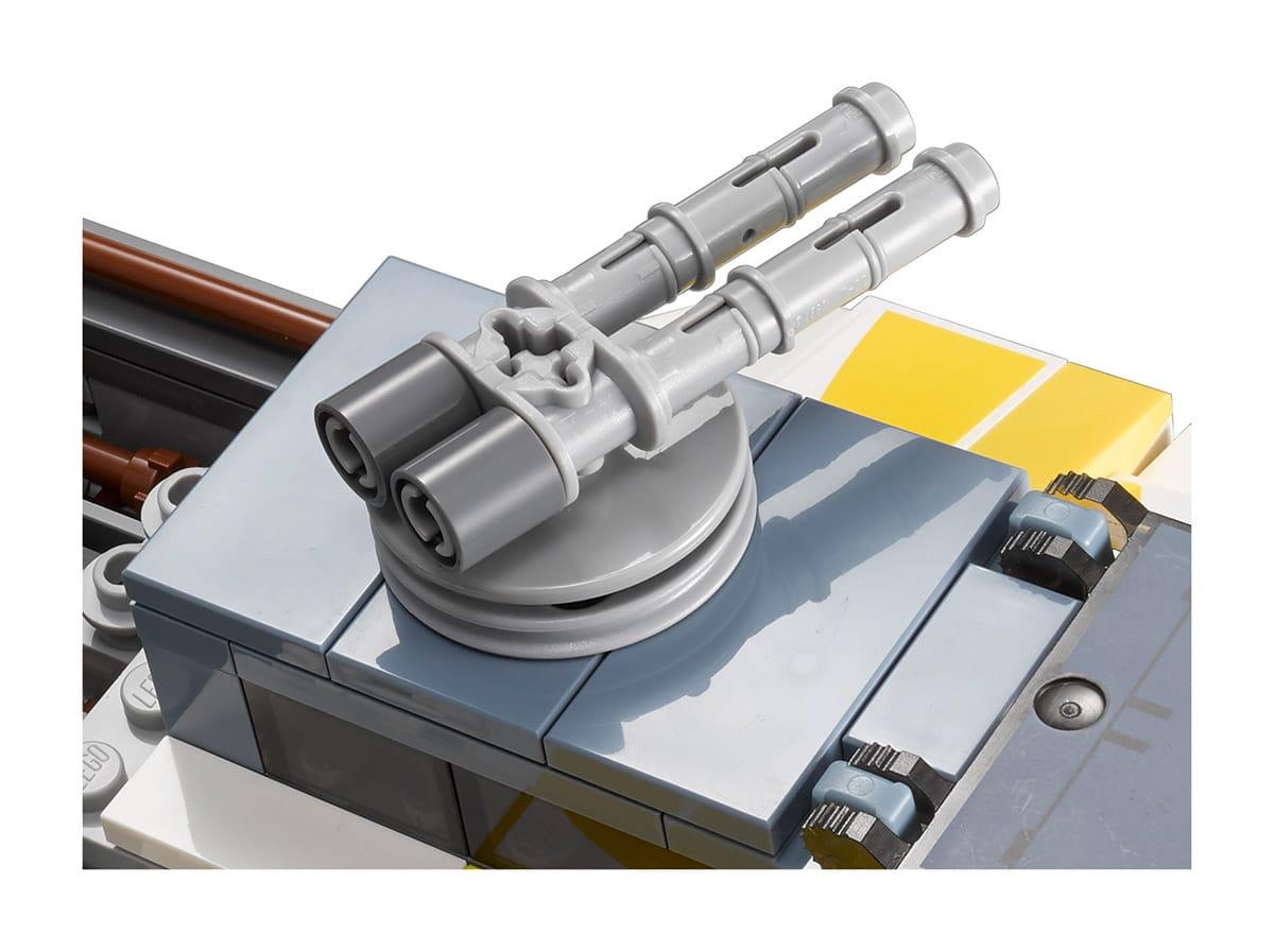 LEGO 75181 Kanone Detail