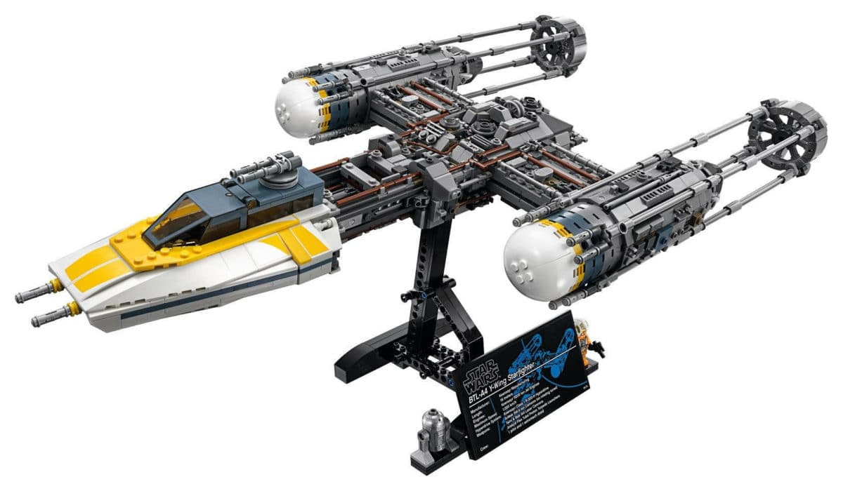 LEGO 75181 Y-Wing Starfighter