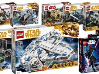 LEGO Han Solo Sets