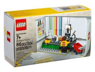 LEGO Minifiguren Fabrik 5005358