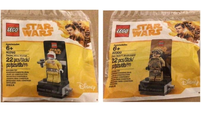 Han Solo Polybags